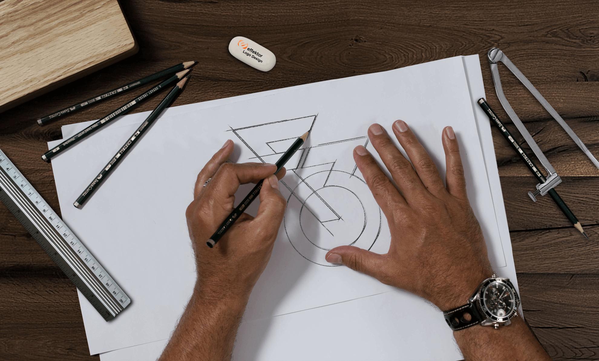Logo Design,Logo-Design,Leistungen,effektor.de