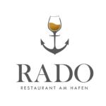 RADO Restaurant am Hafen,Logo-Design,Leistungen,effektor.de