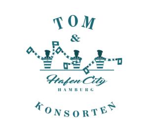 Tom und Konsorten Hafen City Hamburg,Logo-Design,Leistungen,effektor.de
