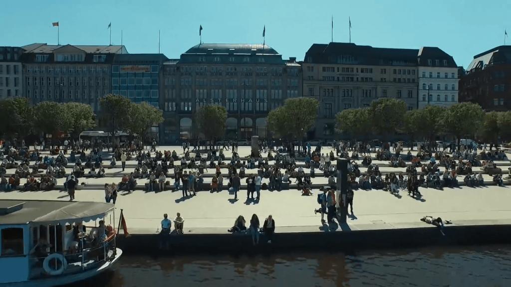 Medienhauptstadt Hamburg, Hamburg Agentur Seo, Werbefilmproduktion