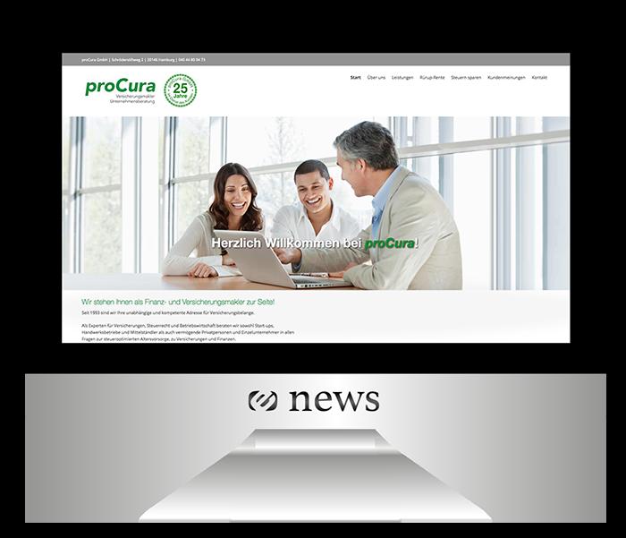 Versicherungsmakler proCura in Hamburg_mac_destop_Aktuelles_effektor