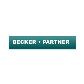 Becker + Partner Referenz Webdesign